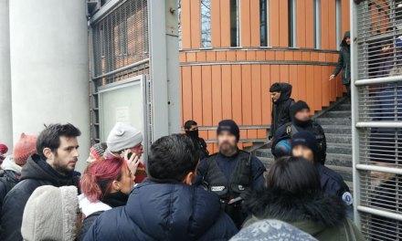 Gilets jaunes et militants de Sivens réunis contre les violences policières à Toulouse