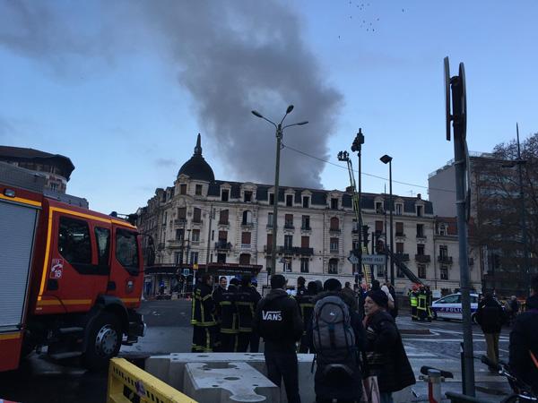 Incendie : le feu finalement maitrisé