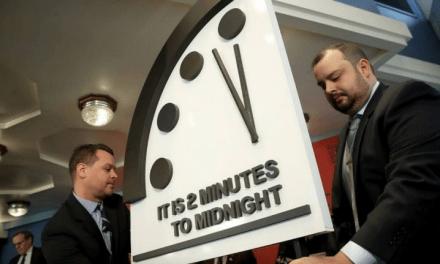 Minuit moins deux avant l'apocalypse