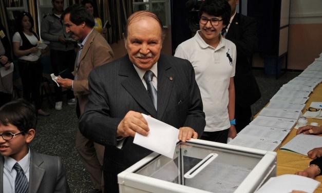 Abdelaziz Bouteflika candidat pour un 5ème mandat consécutif