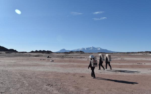 Des étudiants toulousains partent sur Mars