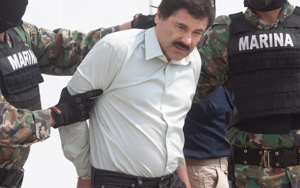 El Chapo déclaré coupable à New York