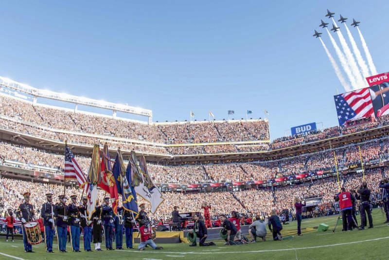 Finale du Super Bowl : le show de tous les records