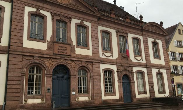 Colmar : le prêtre condamné à 5 ans de prison pour agressions sexuelles et détournement de fonds n'ira pas derrière les barreaux