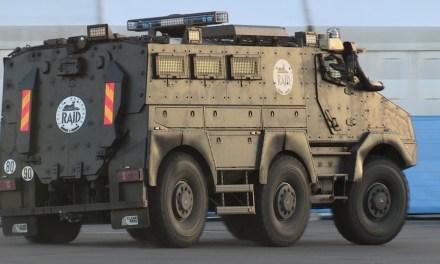 Intervention réussie pour le RAID à Toulouse