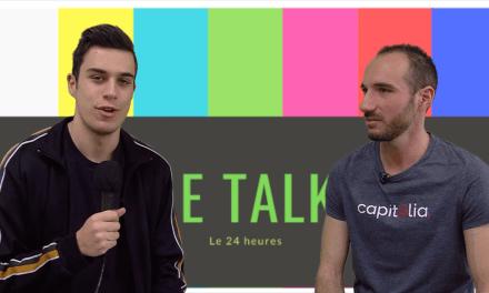Le Talk #1 – Emission avec Alexandre Brel, fondateur de Capitôlia