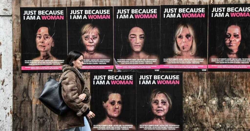 Brigitte Macron et la campagne-choc de Milan