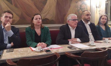 Municipales : le candidat de gauche Pierre Cohen annonce sa liste «Pour la cohésion!»