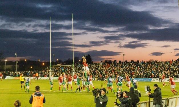 CHAMPION'S CUP: Le Stade Toulousain s'impose au Connacht et se qualifie pour les quarts