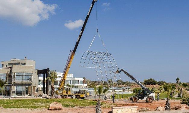 Nouveau Coronavirus : 10 jours pour construire un hôpital