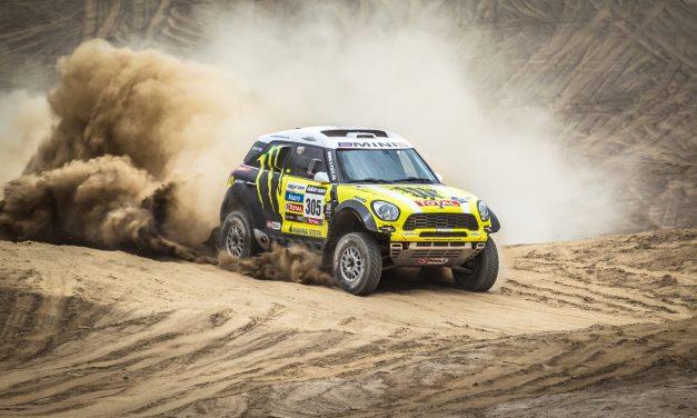 Dakar 2020: Troisième victoire pour l'Espagnol Carlos Sainz (Mini)