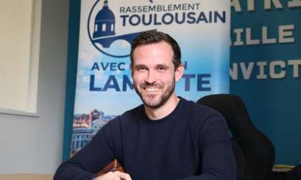 Municipales : les ambitions de Quentin Lamotte