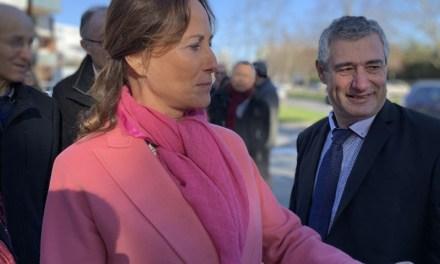 Ségolène Royal : une visite écologique à Muret