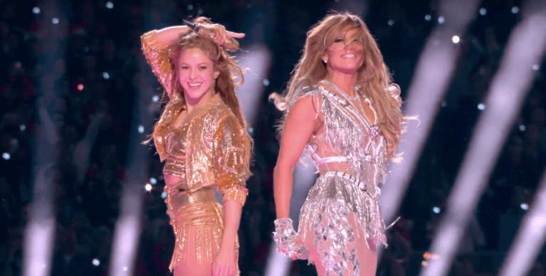 Shakira J-Lo Super Bowl 2020