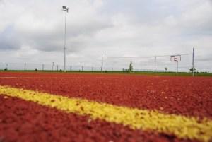 Complexe sportif en plein air.
