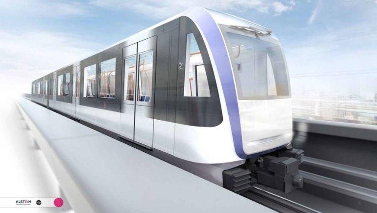 Le budget prévisionnel global des oeuvres d'art de la 3ème ligne de métro et de la connexion ligne B est de 4 millions d'euros. Crédit : Tisséo