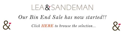 L&S 2013 Bin End Sale