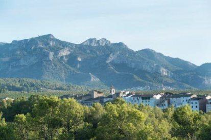 Acustic Celler-Monsant-Mountains- Lea-Sandeman