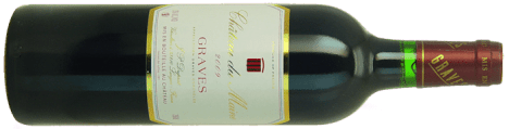 2009-CHATEAU-DU-MAINE-Graves - Lea and Sandeman - Wine of the Week- Mail