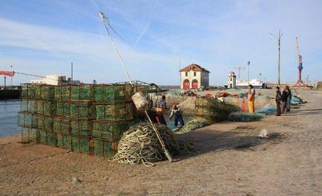 Viana-Do-Castelo-Harbour
