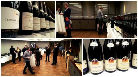 2014 Burgundy Tasting at 67 Pall Mall