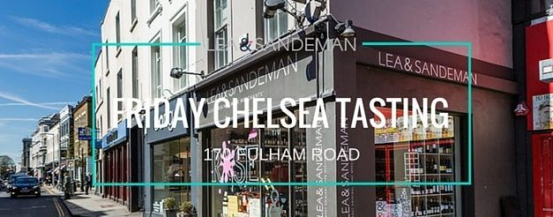 Chelsea Shop FRIDAY Tasting