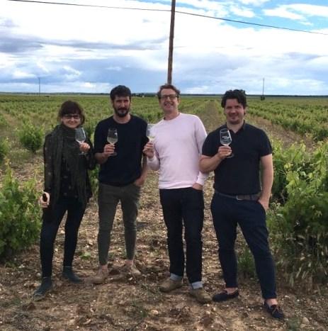 Chefs & Restaurateurs visit Rioja