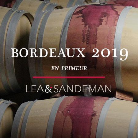 2019 Bordeaux En Primeur