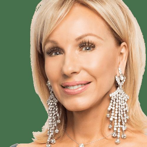Lea Black Head Shot Diamonds Home | Lea Black Beauty | CBD Cosmetics