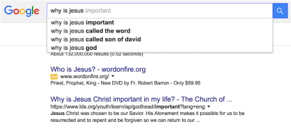 Why Is Jesus Important