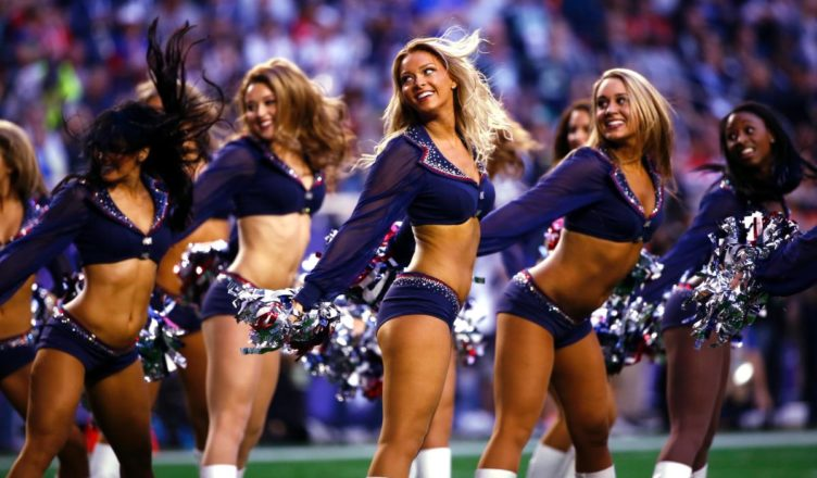 Ne Patriots Cheerleader Auditions 2018 Leadcastingcall