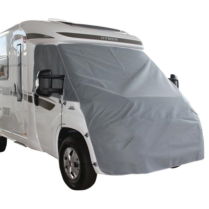 hindermann bache de protection wintertime pour cabine de camping car leader loisirs