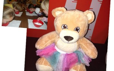 8 Fun Activities and Games for a Teddy Bear Party with Your Girls