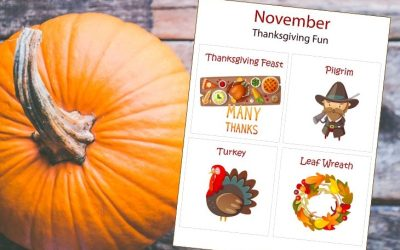 6 Fun Activities and Games for a Thanksgiving Party with Your Girls