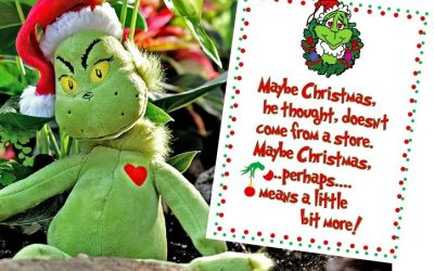 7 Fun Activities and Games for a Grinch Inspired Party with Your Girls