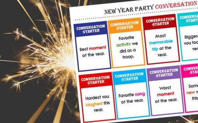 10 Fun Activities and Games for a New Year's Eve Party with Your Girls
