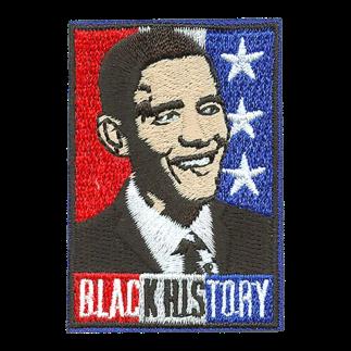 Black History Month Fun Patch