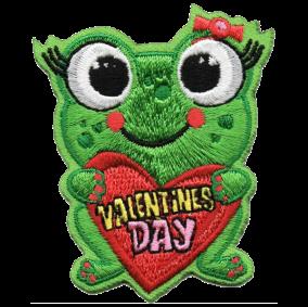 Valentines Day Fun Patch