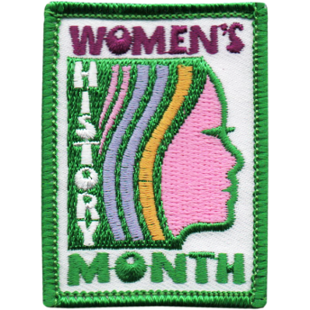 Women's History Month Fun Patch