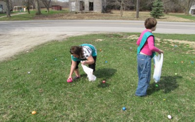 How to Host a Easter Egg Hunt With Crafts and Games With Your Troop or Large Group