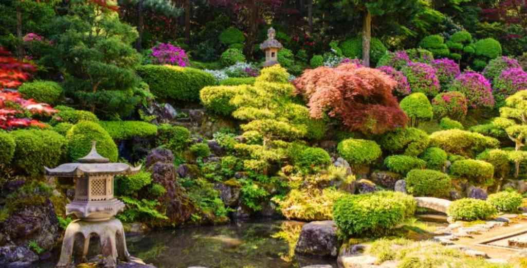 jardin zen jardin japonais