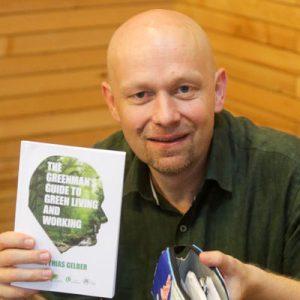 Matthias Gelber entrepreneur co-fondateur de Maleki GmbH