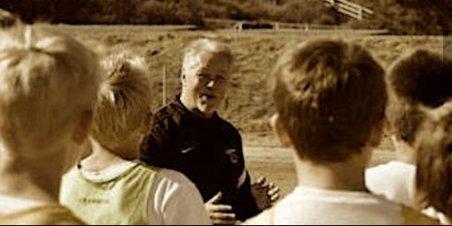 Meet The Coach Wayne Harrison