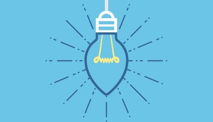 Traditioned Innovation lightbulb