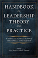 Handbook of Leadership