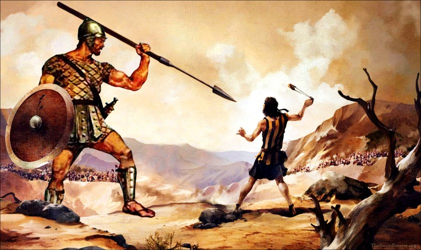 David And Goliath A Story About Context Leadership Platform