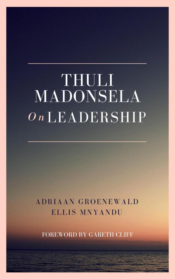 Thuli Madonsela ebook Cover