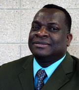 Dr. Richard Ayi