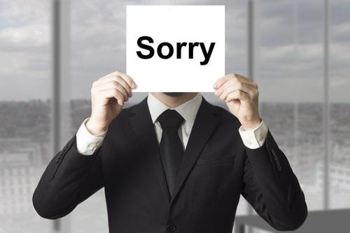 Leader Apologize for Mistake - İnsanların Sizin Gibi Düşünmesini Sağlayın