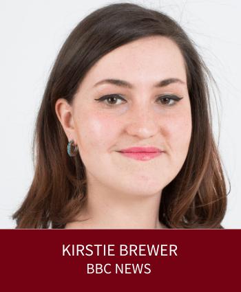 Kirstie Brewer, BBC News